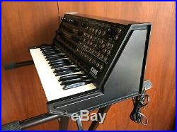 Korg MS-20 Original Analog Mono Synth Pro overhauled with patch cables