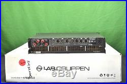 Lab Gruppen Plm 20000q 4 Channel Amplifier -six Month Warranty (one)