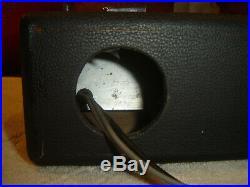 Lafayette Echo Verb II Spring Reverb, Two Channel Mic & Instrument, Vintage Unit