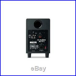 M-Audio AV32.1 Studio / DJ Monitor Speakers & Subwoofer 2.1 Sound System
