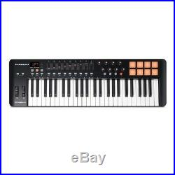 M-Audio Oxygen 49 v4 IV USB MIDI Keyboard / Pad Controller inc Warranty
