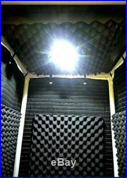 MICBOOTH-911 / Portable Stand-In BOOTH With Light 80 High