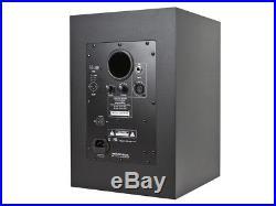 Monoprice 605800 8-inch Powered Studio Monitor Speakers (pair)