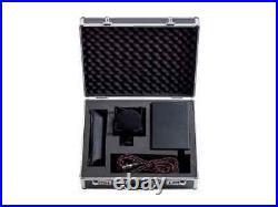 Monoprice LTM500 Large Multi-Pattern Tube Studio Condenser Microphone 34mm