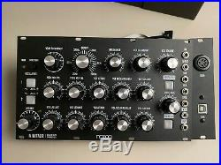 Moog Minitaur Bass Synthesiser Converted to Eurorack