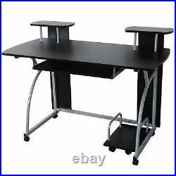Music Desk Home Studio Desk Table Producer DJ Desk Monitor Mounts Workstation