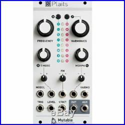 Mutable Instruments Plaits Macro Oscillator Module