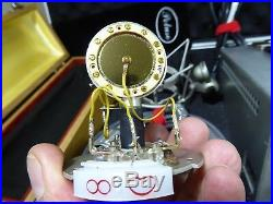 NEUMANN U48a CLASSIC VINTAGE LARGE DIAPHRAGM MULTI PATTERN VACUUM TUBE MIC U47