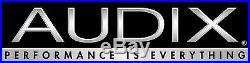 NEW 2 Audix F15 Condenser Microphones Pair Drum, Guitar, Instrument Mic