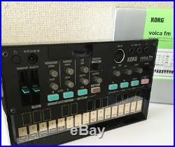 NEW Korg Volca FM Digital Synthesizer from Japan