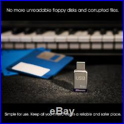Nalbantov USB Floppy Disk Drive Emulator for Korg Triton & Triton Pro ProX Rack