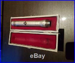 Neumann KM 254 KM84i Mikrofon Microphone Vintage