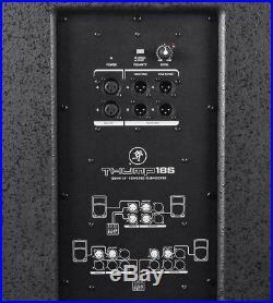 New Mackie THUMP18 THUMP-18 18 1200 Watt 18 Powered Active Subwoofer Sub