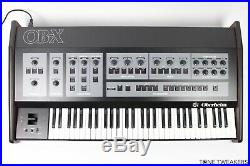 OBERHEIM OB-X 8 voice Synthesizer IMPROVED & Future-Proofed VINTAGE SYNTH DEALER