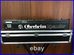Oberheim Xpander XP-1 6 voice desktop version of the Matrix 12 US version withcase