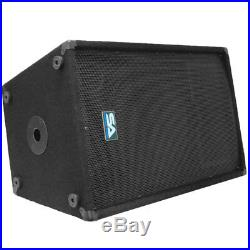 PAIR 15 Inch PA DJ SEISMIC AUDIO SPEAKERS 700 Watt Pro Speaker