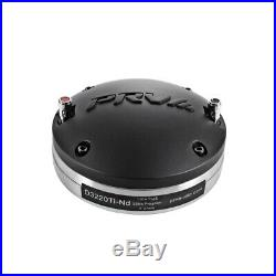 PRV Audio D3220TI-ND Compression Driver Magnet 220 Watts 8 Ohm Pro Car Audio