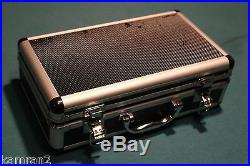 Pair of KAM i2n condenser microphones omni & cardioid capsules & case