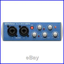 PreSonus AudioBox Studio Ultimate Bundle Complet Hardware/Software Recording Kit
