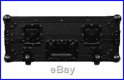 Pro X XS-NS7IIIWBL Travel Flight Case with Wheels 4 Numark NS7III / NS7 III II 2 3
