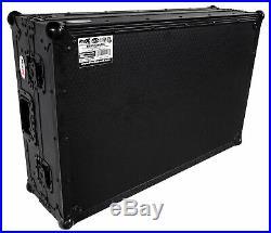 Pro X XS-NS7IIIWLTBL Travel Case 4 Numark NS7III / NS7 III/ II 2 3+Laptop Shelf