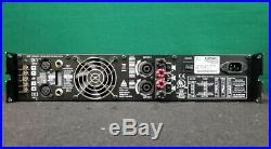 QSC RMX850 RMX Series Stereo and MONO Power Amplifier Bridgeable