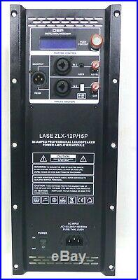 Replacement Power Amplifier Module EV Electro Voice ZLX-12P / 15P with DSP Speaker