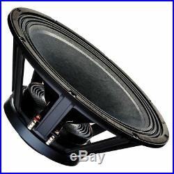 Replacement QSC 18 1000-Watt 8 Ohms Sub Woofer Speaker For QSC HPR181 Series