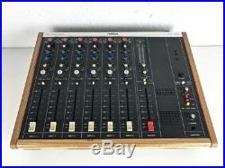 Revox C 279 + Operating Instructions / Mischpult / Mixer / Mixing Console