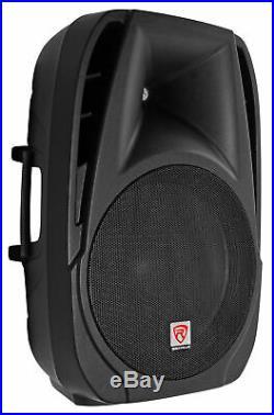 Rockville Dual 15 Android/iphone/ipad/Laptop/TV Youtube Karaoke Machine/System