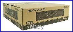 Rockville RPA16 10000 Watt Peak / 3000w RMS 2 Channel Power Amplifier Pro/DJ Amp