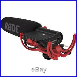 Rode VideoMic Studio Boom Kit Grey DeadCat, Boom Stand, Adapter, 25' Cable