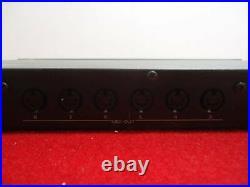 Roland A-880 8 IN/8 OUT MIDI PATCHER / MIXER Midi PatchBay Rack Unit patch mixer