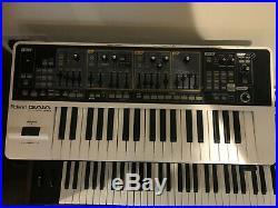 Roland GAIA SH-01 Analogue Modelling Digital Synthesizer, MIDI/USB Keyboard