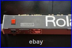 Roland Jupiter-6 Vintage Classic Vintage Analogue Synthesiser Serviced 240V