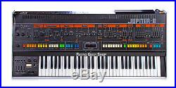 Roland Jupiter 8 Rare Vintage Analog Synthesizer Synth JP8 + Encore Midi Service