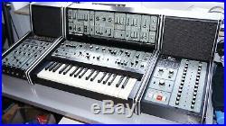 Roland System 1oo Complete Moog Modular Analog Korg