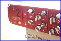 Rupert Neve Focusrite RED 2, Equaliser, Transformer, Magic Sound, Mastering