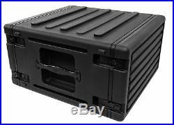 SKB 1SKB-R6 6U Roto-Molded Ultimate Strength Series Rack Case 1SKBR6