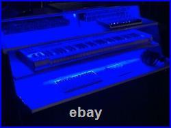 SM 48 Studio Recording Production Workstation Dual Drawer Desk Multi LED