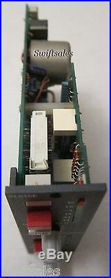 SSL Solid State Logic SL615E 2-Channel Microphone Mic Pre-Amp 100% Tested