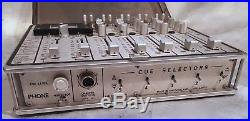 STELLAVOX AMI 48 portabler Stereomischer für Nagra etc. AMI48