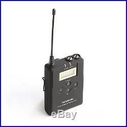 Saramonic UWMIC15 16-Channel Digital UHF Wireless Lavalier Microphone System