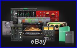 Scarlett Solo Studio 2nd Gen Audio Interface includes Ableton Live Lite