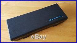 Sennheiser MD 421 II Dynamic Microphone Boxed with Clip