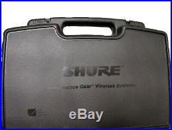 Shure WIRELESS MICROPHONE SYSTEM PGX282