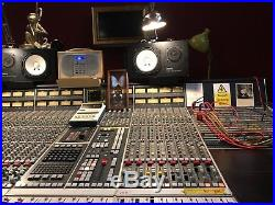 Solid State Logic SSL 4032 E / G Series with Total Recall mixing console