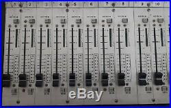 Soundcraft MH3 Analogue Mixing Desk with Dual Redundancy PSU + Flight Case