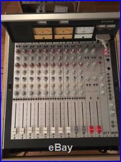 Studer 169 console (Under Option)