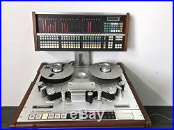 Studer A820, 24-Track / Tonbandgerät / Tape Recorder (incl. Auto Locator)